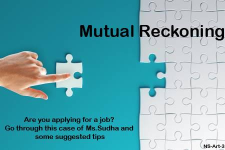 Mutual Reckoning